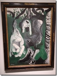 Picasso - Lunch on Grass