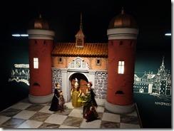 model of castle