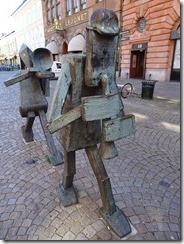 musian statue