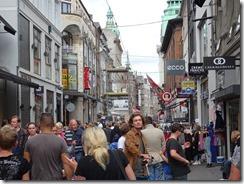 stroget street