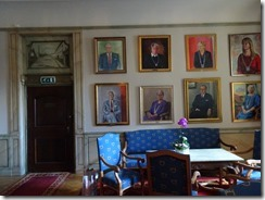 town hall portraits