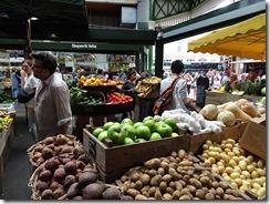 Borough Market produce London