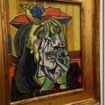 Picasso - Weeping Woman - 1937