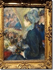 Renoir - At the Theater