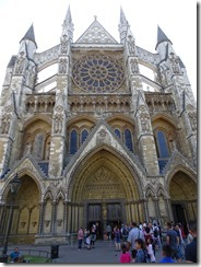 Westminister Abbey (2)