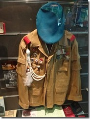 resistance museum uniform