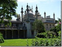 royal pavillon outside