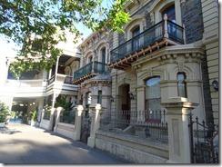Adelaide Botanic Chambers traditional victorian row houses