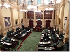 Adelaide parliament house in session 01
