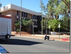 Alice Spring police station