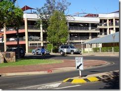 Alice Springs parking garage