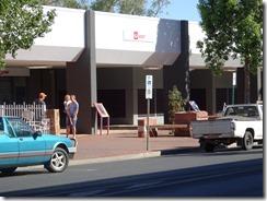 Alice Springs post ffice