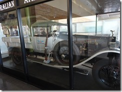 Rolls Royce alpine eagle silver ghost