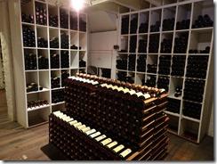 Yalumba Vintage Wine cellar