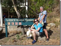 welcome to lizard island