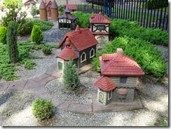 Melbourne Fitzroy Gardens Model Tutor Village 02