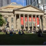 Melbourne - library