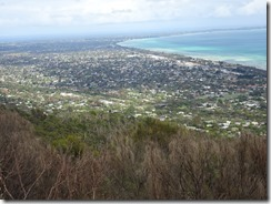 Mornington Penninsula view from Summit