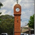 Mudgee clock tower