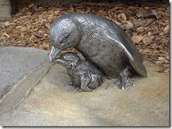 Little Penguin sculpture