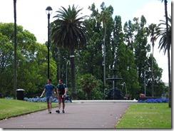 Auckland Albert Park 02