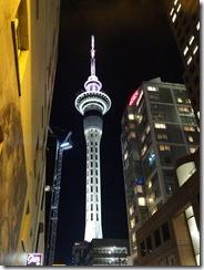 Auckland Sky City tower