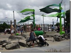 Auckland Wynyard Quarter playground
