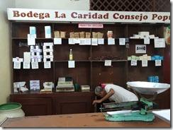 Bodega la caridad - government store