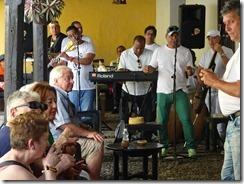 Canchanchara musicians