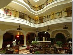 Iberostar hotel lobby