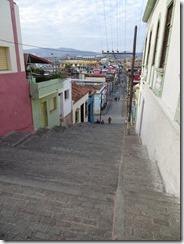 Steps of Padre Pico