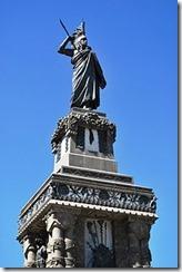 Cuauhtemoc Monument