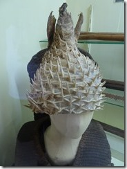 Fiji Museum hat with spikes
