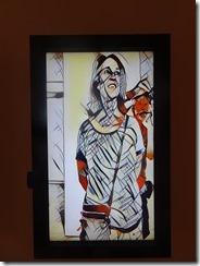 Joyce as per Kandinski