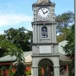 botanic garden clock tower