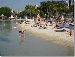 soouthbank beach
