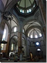 Metropolitan cathedral inside