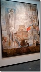 Dali Museum - Discovery of America