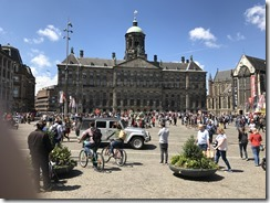 Dam Square Royal Palace