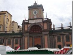 Naples Historic area - Piazza Dante_small