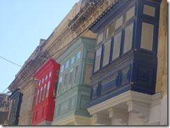 Rabat balconies