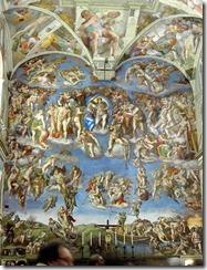 Sistine Chapel Michelangelo Last Judgement