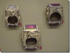 Vaticun Museum rings