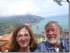 Villa RufoloTom and Joyce