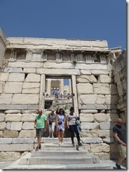Acropolis Beule gate