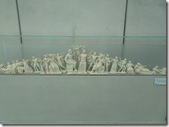 Acropolis Museum -Reconstruction of East Pediment of PArtheon 01