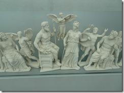 Acropolis Museum -Reconstruction of East Pediment of PArtheon 02