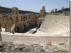 Acropolis - Theatre of Dionysys 02