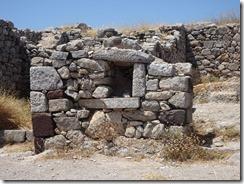 Ancient Thira Garrison Post