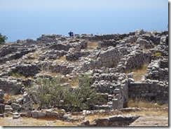 Ancient Thira Residenes